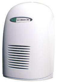 Ozone odour unit