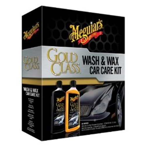 Picture of Gold Class Car Wash & Wax Kit