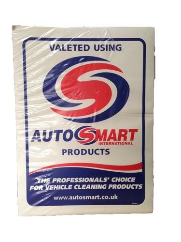 Picture of Autosmart Floor Mats (Pack of 500)