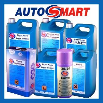 Autosmart Interior & Exterior Cleaners