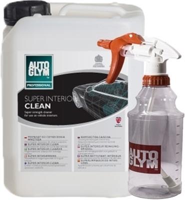 Picture of Super Clean Sanitiser &  500ml Trigger Spray Bottle