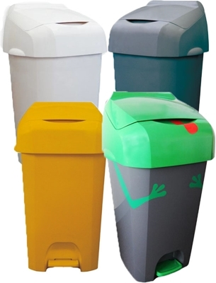 Picture of Nappease - Nappy Bin 60 Litres