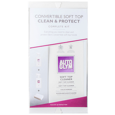 Picture of Convertible Soft Top Clean & Protect Complete Kit
