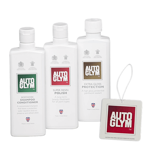 Picture of Autoglym 3 x 325ml Bodywork Products