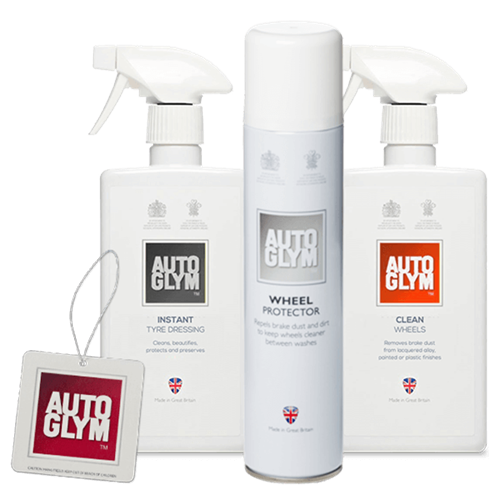 Picture of Autoglym 3 x wheel products