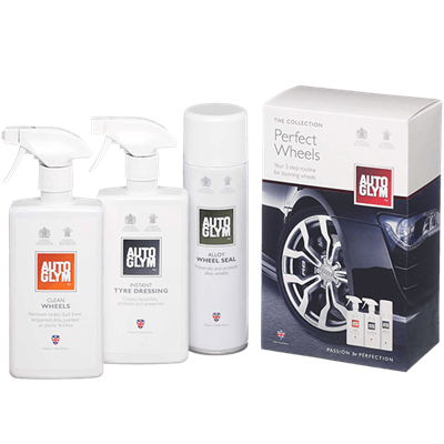 Picture of Autoglym Wheels Gift Pack