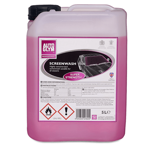 Picture of Screenwash 5 Litre (Super Strength) - Autoglym