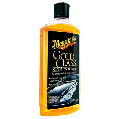 Picture of Meguiars Gold Class Wash Shampoo & Conditoner  473ml