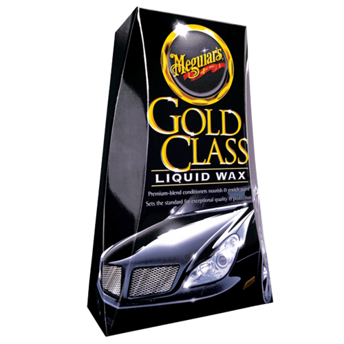 Picture of Meguiars Gold Class Clear Coat Liquid Wax 473ml