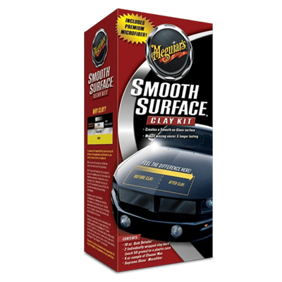 Picture of Meguiars Smooth Surface Clay Kit