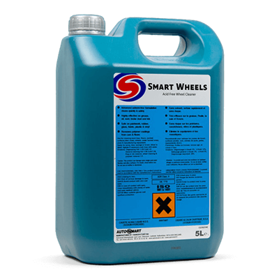 Picture of Smart Wheels 5ltr (Autosmart non acidic wheel cleaner)