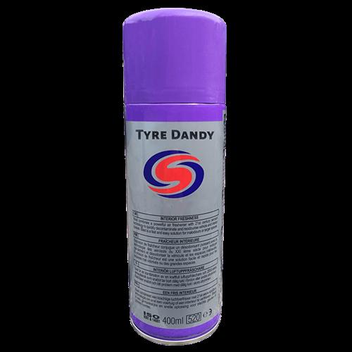 Picture of Tyre Dandy 400ml (Autosmart foam tyre dressing)