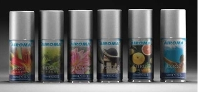 Picture of Airoma Classic Range 100ml aerosols