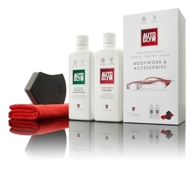 Picture of Bodywork & Accessories Kit Autoglym