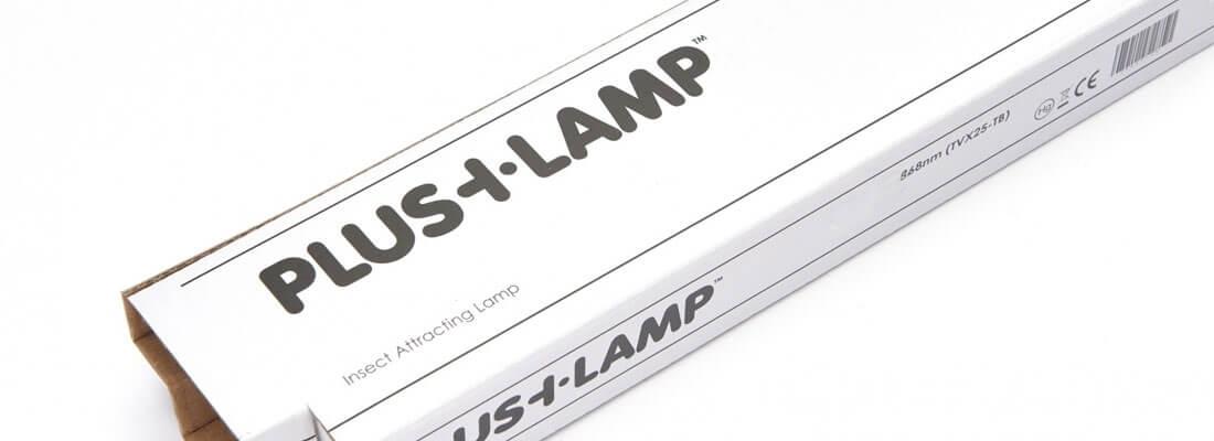 Pluslamp Flykiller Tubes