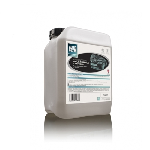 Picture of Anti Bacterial Multi-Surface Sanitiser 5l Autoglym
