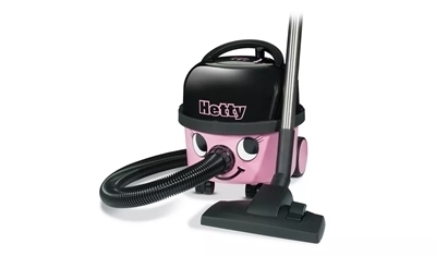 Picture of Hetty HET 160-11 Bagged Cylinder Vacuum Cleaner