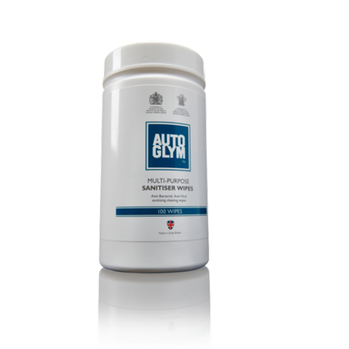 Picture of Multi surface sanitiser wipes Autoglym