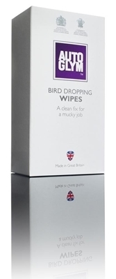 Picture of Bird Dropping Wipes Autoglym