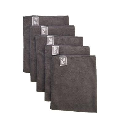 Picture of Microfibre cloths grey x  5 (Autoglym)
